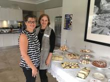 Kaye McIntyre has been involved in Australia's Biggest Morning Tea for 17 years and raised around $20,000's